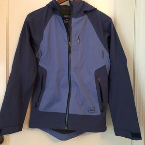 REI Jackets & Coats - REI Insulated Rain Coat Jacket Detachable Hood, XS
